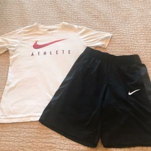 Nike boys outfit